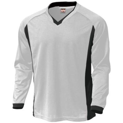 wundou(ウンドウ) P-1930J カラー:0 サイズ:140 ナガソデサッカーシャツ 110-150