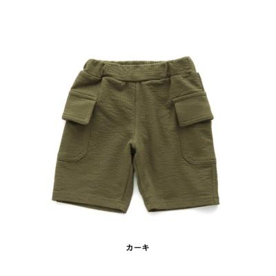 【BREEZE ブリーズ】もっとスズシーサッカーパンツ パンツ, Kids' Pants