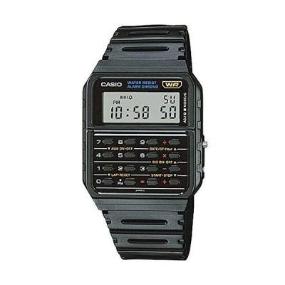 [カシオ] CASIO 腕時計 電卓機能付き カリキュレーターウォッチ CA-53W-1 カシオBOX入り 海外モデル [並行輸入品]