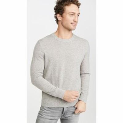クラブ モナコ Club Monaco メンズ ニット・セーター トップス Cashmere Mouline Crew Sweater Oatmeal Multi