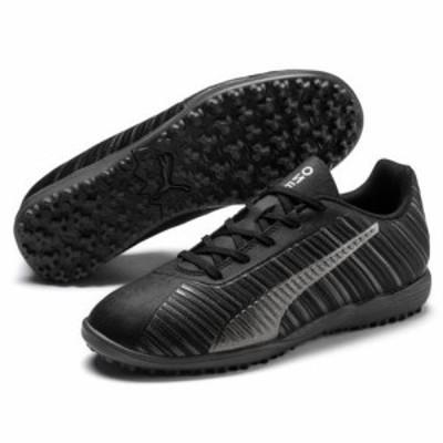 【人気商品】 ■ プーマ PUMA サッカー ジュニア トレーニング シューズ プーマ ワン 5.4 TT JR 105662 02PUMA BLACK-PU