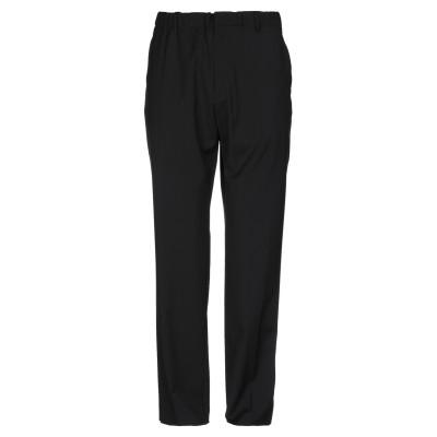 ヌメロ ヴェントゥーノ N°21 パンツ ブラック 48 バージンウール 100% パンツ