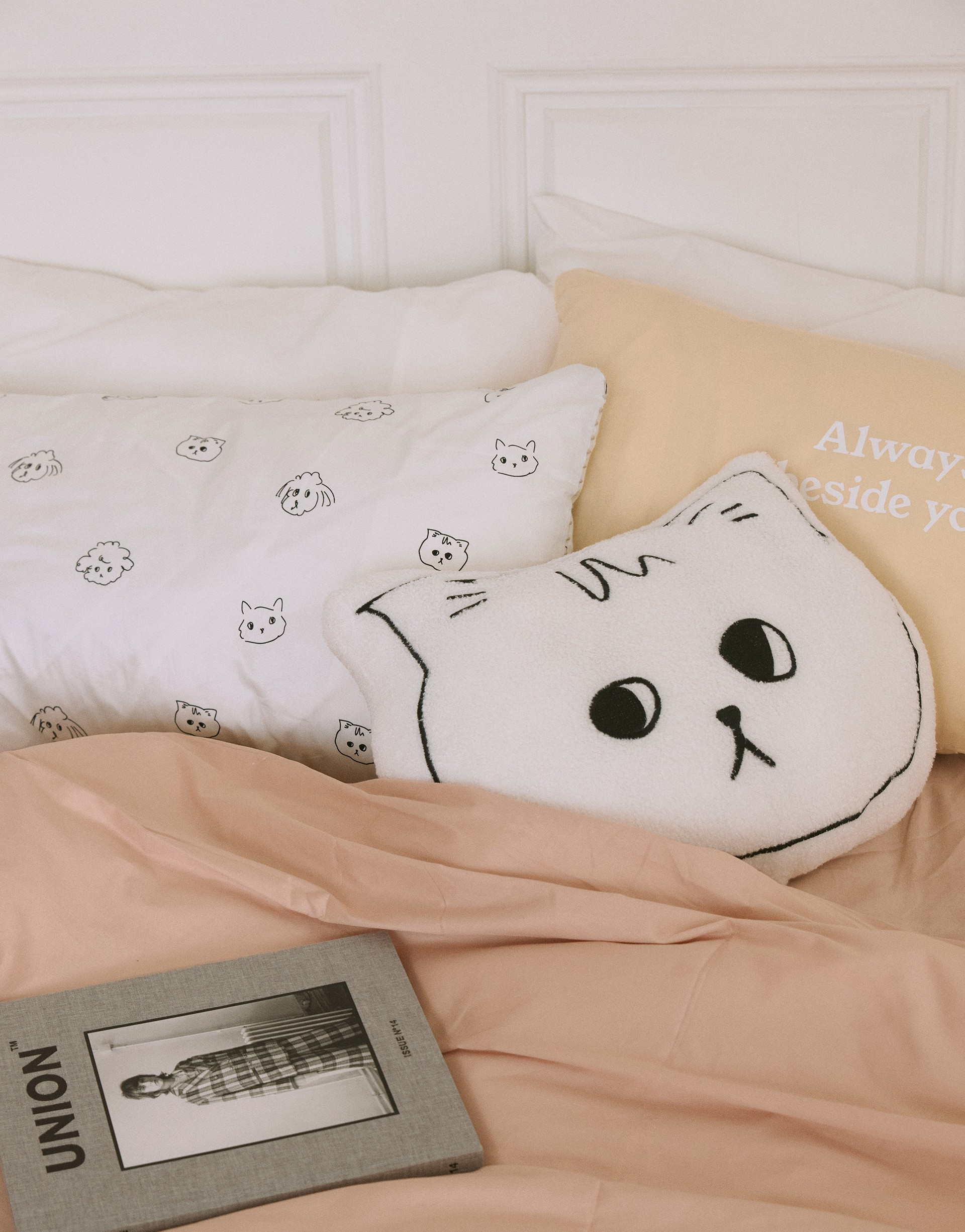 A'ROOM A'a pets寵物寶貝枕頭套(二入)-PAZZO