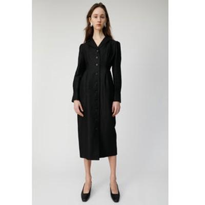 MOUSSY TUCK LONG SHIRT ドレス