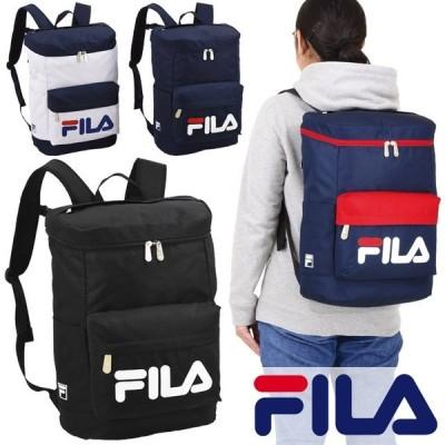 フィラ FILA リュック リュックサック デイパック ボックス型 全4色 25リットル スターリッシュ2 かわいい 7614
