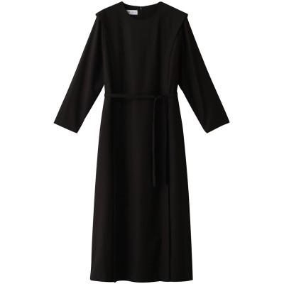 RIM.ARK リムアーク Double I line long dress/ドレス・ワンピース レディース ブラック F