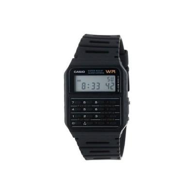 カシオ 腕時計  Casio CA53W-1 クラシック デジタル 8-Digit Calculator 腕時計 アラーム ストップウォッチ Day/Date
