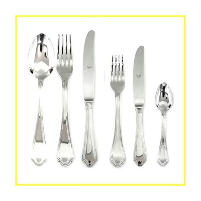 【新品】  Mepra 36-Piece Leonardo Flatware Set  (並行輸入品)