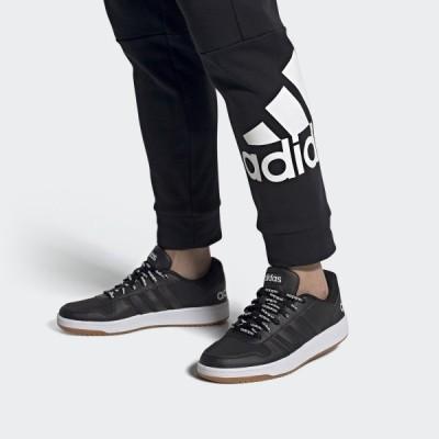 adidas  ADIHOOPS2.0 U(アディフープス2.0U) FW4480 コアブラック/コアブラック/フットウェアホワイト