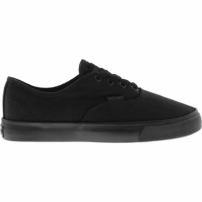 ソウルカル SoulCal レディース シューズ・靴 Sunset Canvas Shoes Black/Black