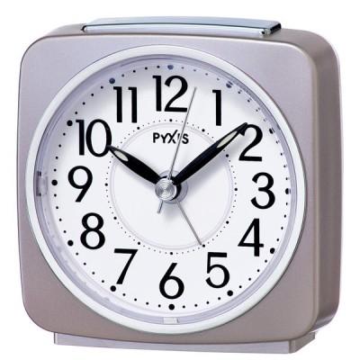 【セイコー・ピクシス】SEIKO PYXIS 目ざまし時計 NR440P 【時の逸品館】