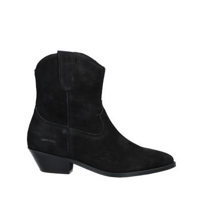 CATARINA MARTINS ショートブーツ ブラック 39 革 ショートブーツ