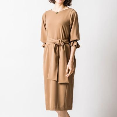 ヴィリーナ VIRINA アイシャナーシングドレス (ベージュ)
