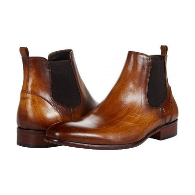 Massimo Matteo マッシオマッテオ メンズ 男性用 シューズ 靴 ブーツ チェルシーブーツ Almansa Chelsea Boot - Ambar
