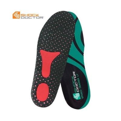 ショックドクター インソール ユニセックス メンズ レディース トレーナーLP 24.5-26.0CM 中敷き 靴底 サポート カバー ガード 薄型