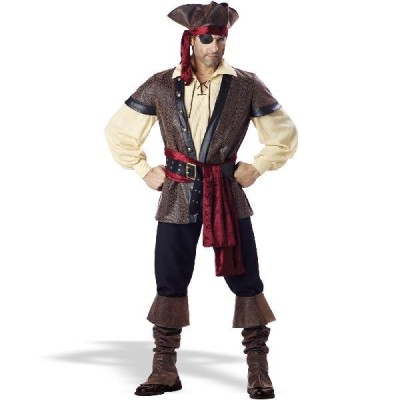 衣装 コスチューム 田舎の海賊 大人用ハロウィンコスチュームハロウィン 衣装・コスチューム