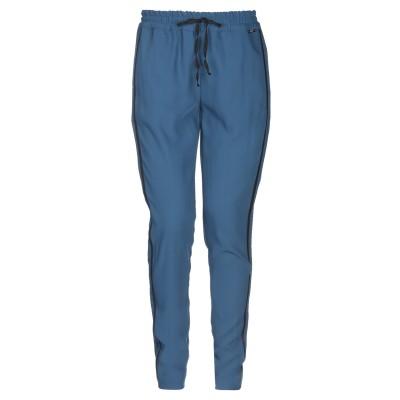 リュー ジョー LIU •JO パンツ ブルー 44 ポリエステル 100% パンツ