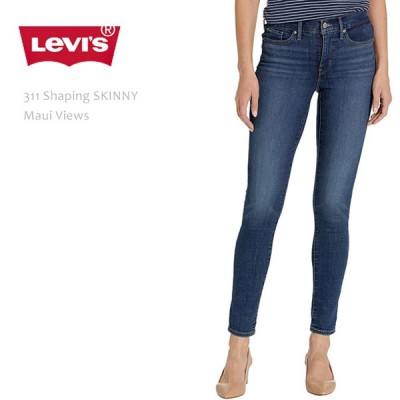 Levi's(リーバイス)311 SHAPING SKINNY Maui Views