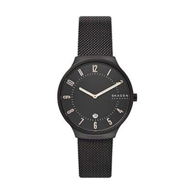 [スカーゲン] 腕時計 GRENEN SKW6547 メンズ 正規輸入品 ブラック