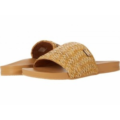 Reef リーフ レディース 女性用 シューズ 靴 サンダル Cushion Scout Braids Natural【送料無料】