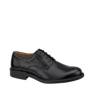 ジョンストンアンドマーフィー メンズ ドレスシューズ シューズ Tabor Plain-Toe Dress Shoes