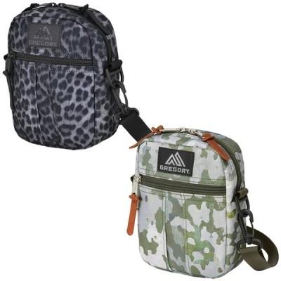 GREGORY グレゴリー QUICK POCKET M クイックポケットM ユニセックス ショルダーバッグ ポーチ バッグ かばん 鞄 2L 654598575