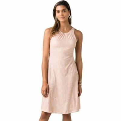 プラーナ Prana レディース ワンピース ワンピース・ドレス Skypath Dress Champagne Misty