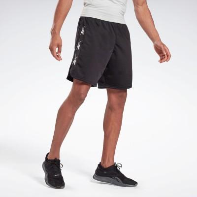 【Reebok公式通販】 トレーニング エッセンシャルズ ベクター ショーツ / Training Essentials Vector Shorts ブラック / リーボック