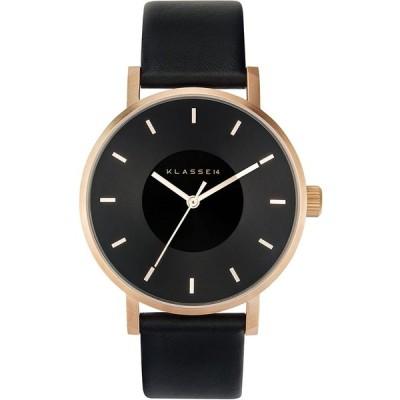 [クラスフォーティーン] 腕時計 VOLARE DARK ROSE 42mm VO16RG005M メンズ 正規輸入品 ブラック