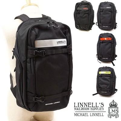 マイケルリンネル MICHAEL LINNELL リュック 多機能 デイパック DAY PACK メンズ・レディース バックパック ML-030 FW19