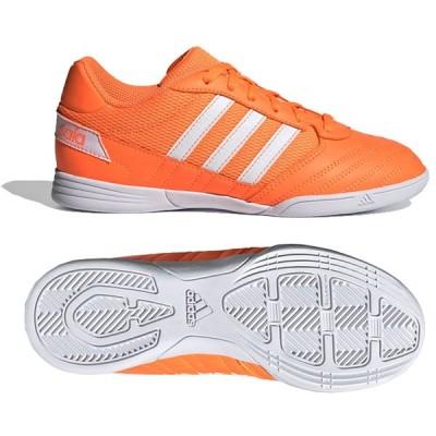 36%OFF! アディダス スーパーサラ J Super Sala Boots フットサル ジュニア インドアシューズ 室内 屋内 オレンジ (adidas2021Q1) G55912