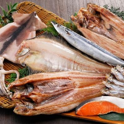 寿都/山下水産 ボリューム満点!北海道厳選魚自慢セットA