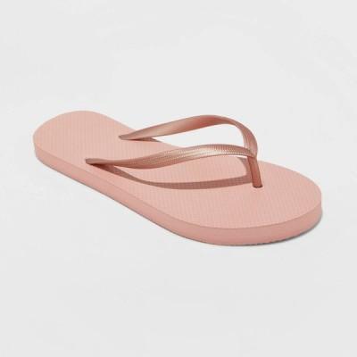 シェード&ショア Shade & Shore レディース ビーチサンダル シューズ・靴 Brynn Flip Flop Sandals - Blush