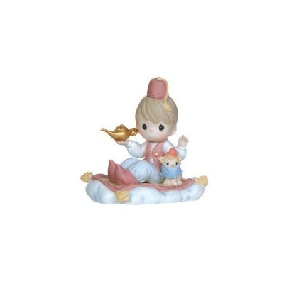 Precious Moments Your Wish Is My Command Figurine