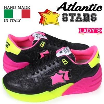 アトランティックスターズ Atlantic STARS ビーナス スニーカー レディース VENUS NB-SN05 ブラック