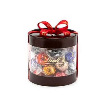 リンツ(Lindt)チョコレート リンドール ギフトボックス 7種25個