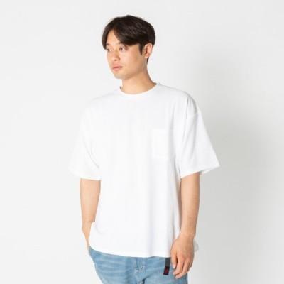 イグニオ メンズ Tシャツ 半袖Tシャツ カノコポケットTシャツ IG-9P15279TS : オフホワイト IGNIO