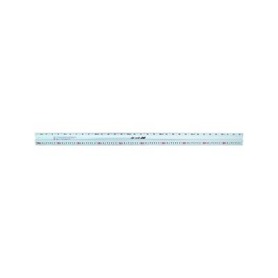 アルミカッター定規カット師1M シンワ 65090-3035