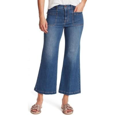 サンクチュアリ Sanctuary レディース ジーンズ・デニム ボトムス・パンツ Wide-Leg Cropped Jeans Blue