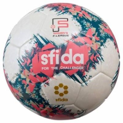 【スフィーダ】 フットサルボール 4号球 INFINITO APERTO PRO 4 ホワイト ピンク SB21IA01-WHTPNK ※返品・交換不可、キャンセル不可商品