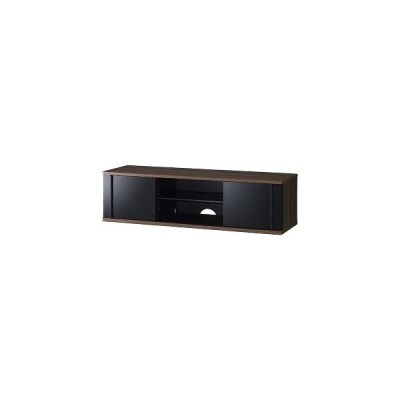 ハヤミ工産 32〜55V型テレビスタンド TV−SD1250B ブラック
