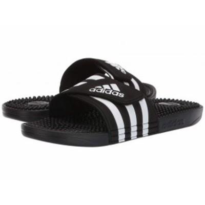 adidas アディダス メンズ 男性用 シューズ 靴 サンダル adissage Core Black/Footwear White/Core Black【送料無料】