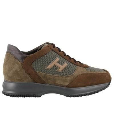 ホーガン メンズ スニーカー シューズ Hogan Interactive Sneakers -