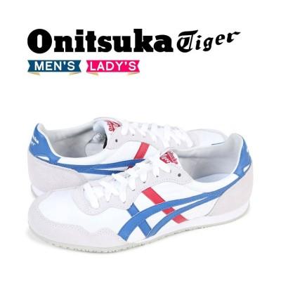 【スニークオンラインショップ】 オニツカタイガー Onitsuka Tiger セラーノ SERRANO メンズ レディース スニーカー D109L-0142 TH109L-0142 ホワイト ユニセックス その他 25 SNEAK ONLINE SHOP