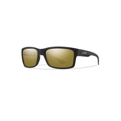 サングラス スミス Smith Dolen Sunglasses-Matte Black-Bronze Chromapop-SAME DAY SHIPPING!