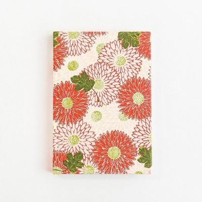榛原ノート 重陽 赤 はいばら おしゃれ ノート おすすめ かわいい 洋紙 ギフト プレゼント