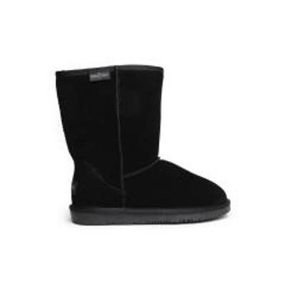 ミネトンカOLYMPIA BOOT Black【37112032】
