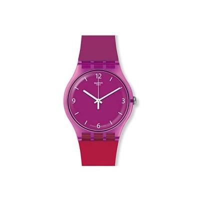 [スウォッチ] 腕時計 CHERRYBERRY チェリーベリー New Gent(ニュー・ジェント) SUOV104 正規輸入品