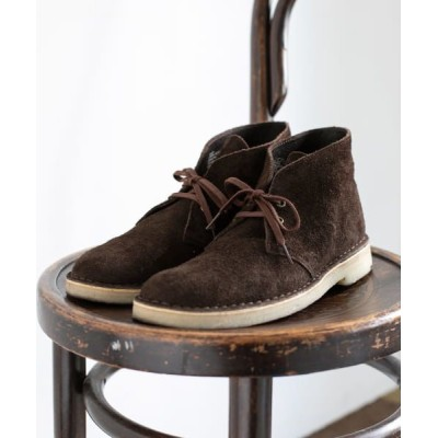 URBAN RESEARCH DOORS/アーバンリサーチ ドアーズ CLARKS Exclusive Desert Boot Chocolate 7