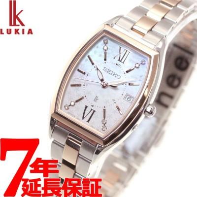 店内ポイント最大33倍!ルキア セイコー 電波 ソーラー 2020 SAKURA Blooming 限定モデル 腕時計 レディース SSQW050